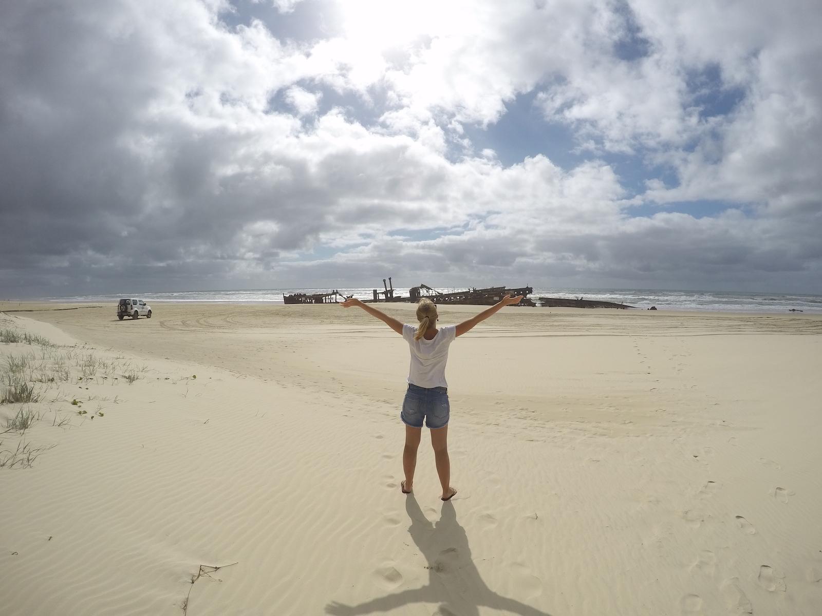 ourameo-reiseplanung-australien-individualreise-fraserisland