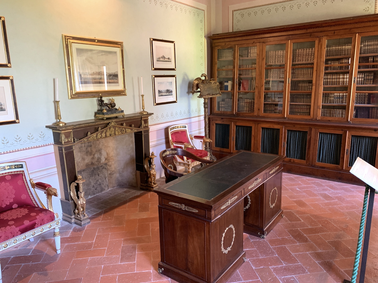 tourameo-elba-napoleon-villa-sehenswürdigkeiten